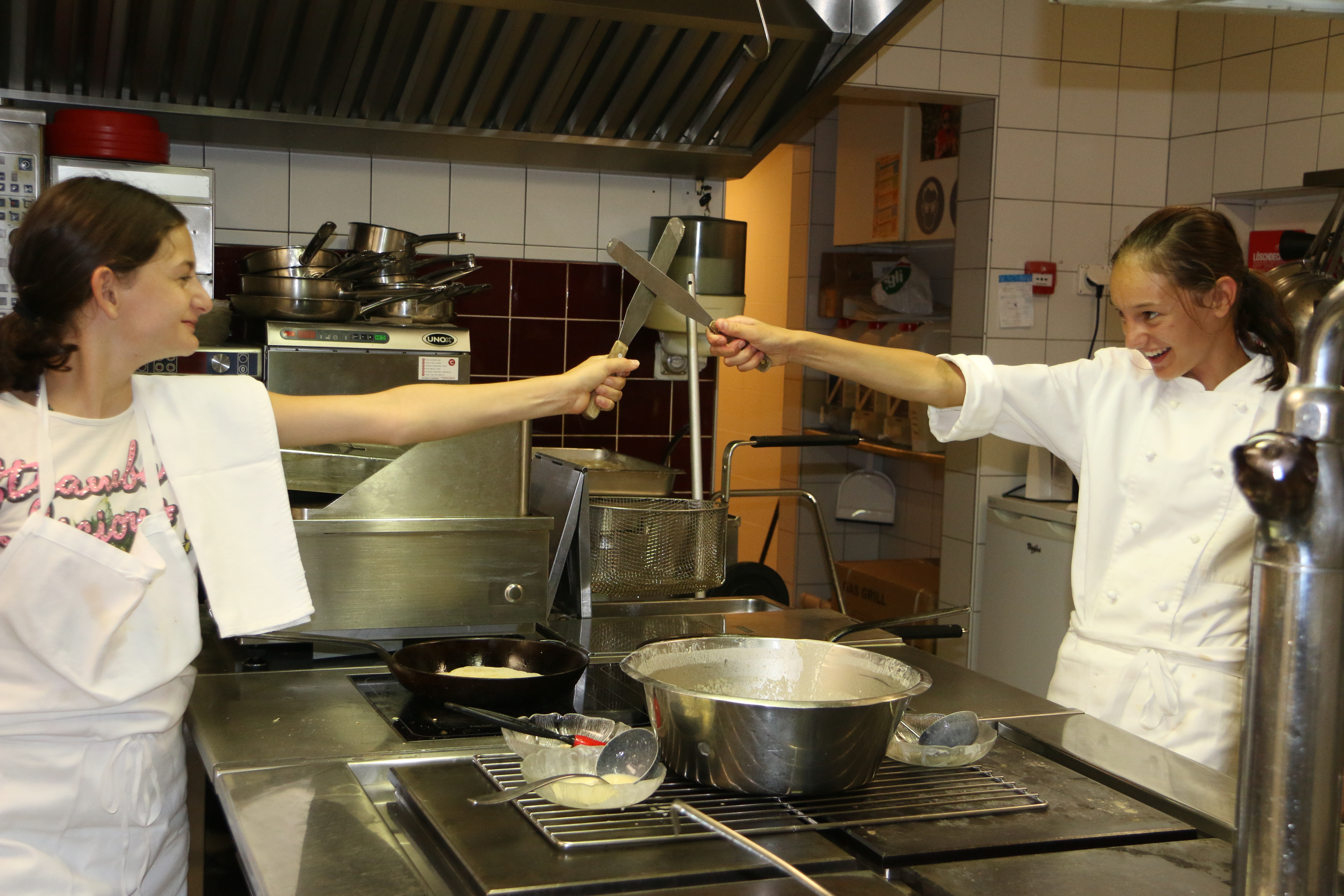 Kinder in der Küche - 5.Generation