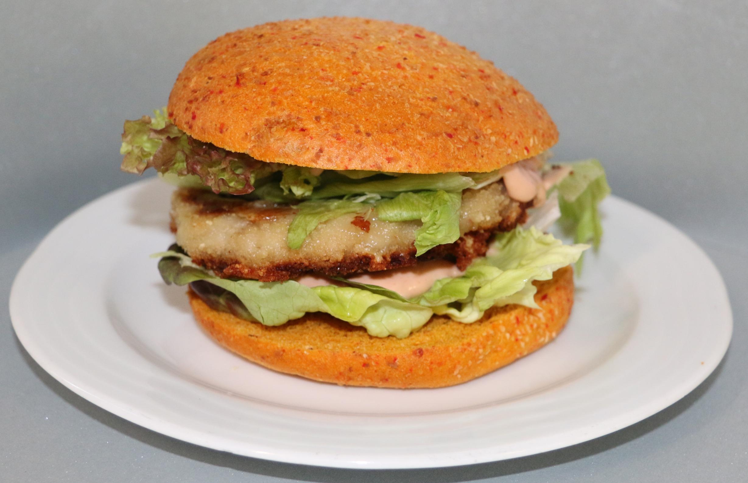 Hamburger aus der Küche