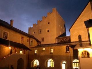 Leben im Kloster St. Johann in Müstair