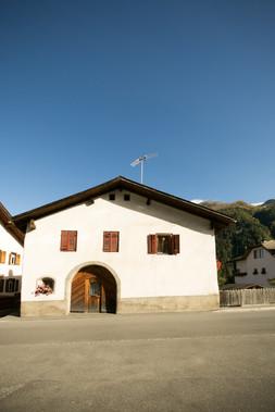 altes Bauernhaus, neu renoviert