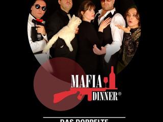 Comedy mit Florian Rexer Freitag 19.11.2021 MAFIADINNER