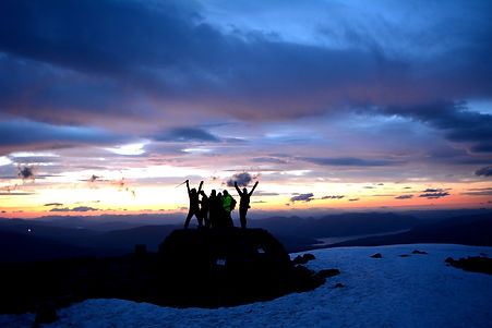 Ben Nevis Sunset