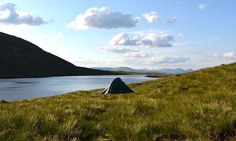 Summer Wild Camping