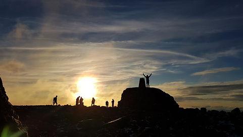 Ben Nevis Solstice Sunrise 2019