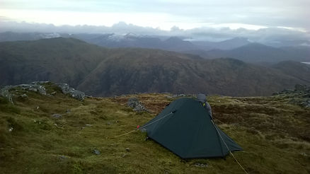 Wild Camping Trips