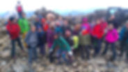 Groups on Ben Nevis