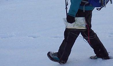 Winter Navigation Skills
