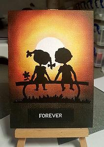 Personal handmade cards