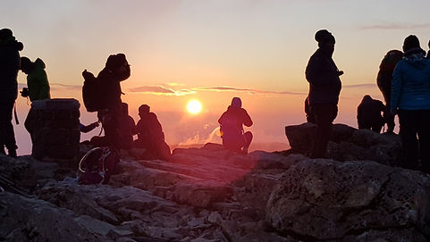 Ben Nevis Sunrise Solstice 2021