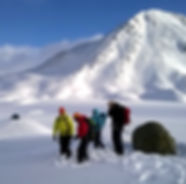 Wild Winter Camping