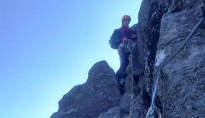 North Buttress , Buachaille Etive Mor