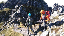 Advanced Scrambling on Aonach Eagach