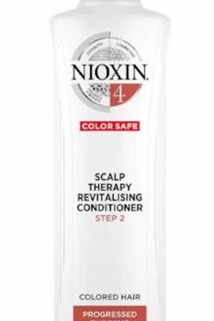 Nioxin #4 Scalp Revitalising Conditioner 300ml