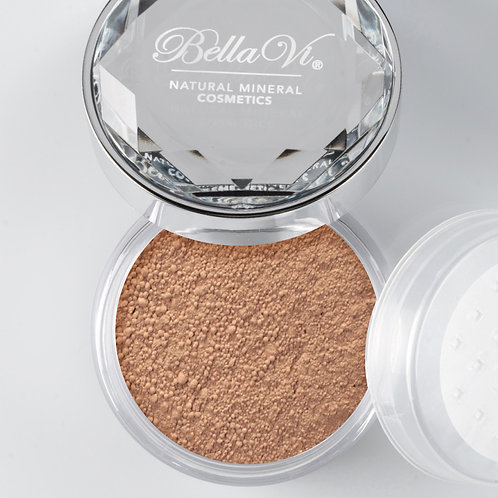 Almond Tan Loose Mineral Foundation