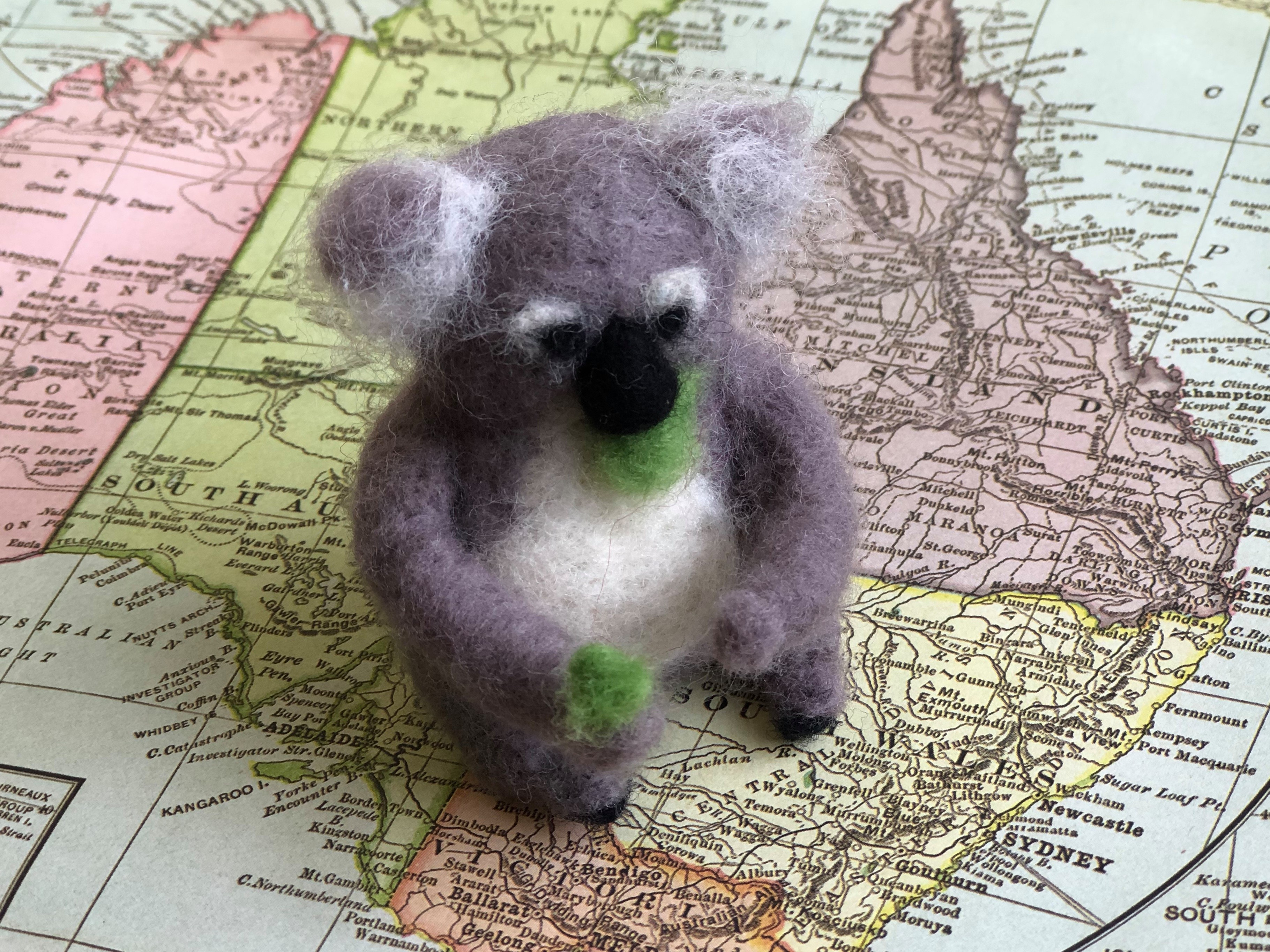 Creative Art - Koala Paper Mache - YouTube | 2730x3640