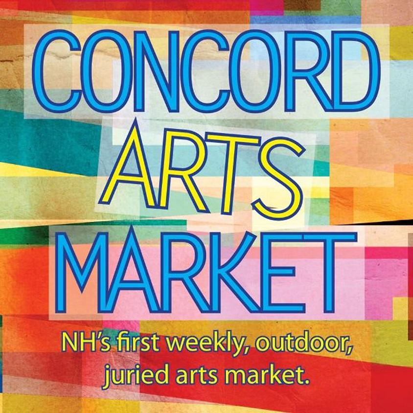 Concord Arts Market Holiday Arts Market