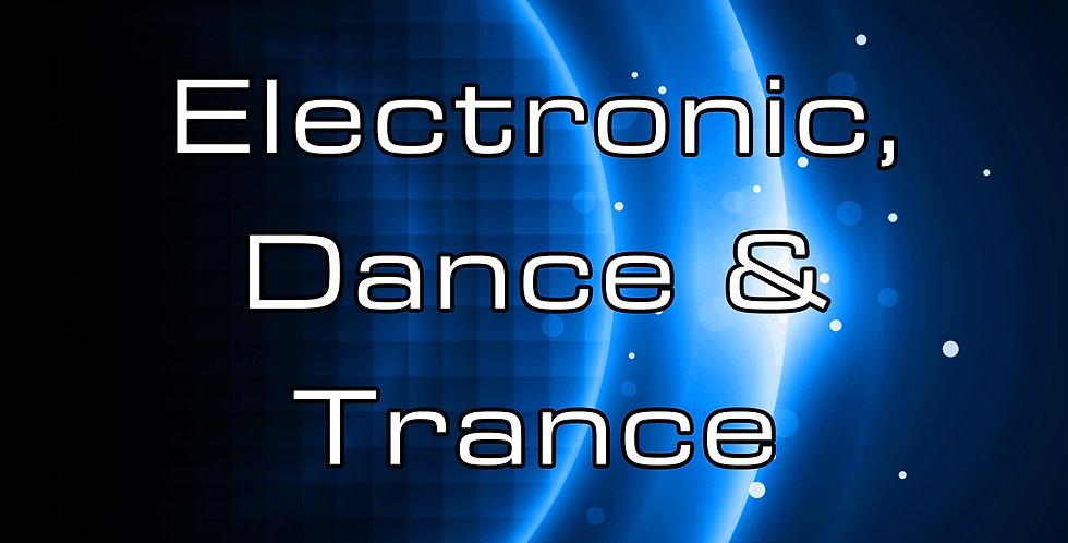 Custom Trance, Dance & Electronic Track
