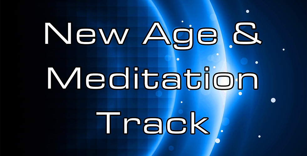 Custom Meditation or New Age Track 60 Min