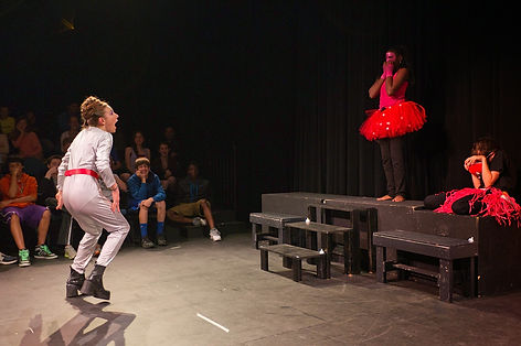 girls theater camp
