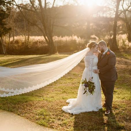 Cody and Myriah's Rustic Wedding