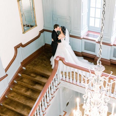 John and Vanessa Pastel Inspired Wedding