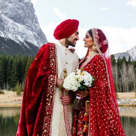 A special Canmore wedding