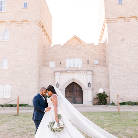 Shalyn & Stephen's Royal Affair at The Castle at Rockwall