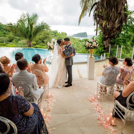 Carla & Ricky's Intimate Costa Rica Wedding