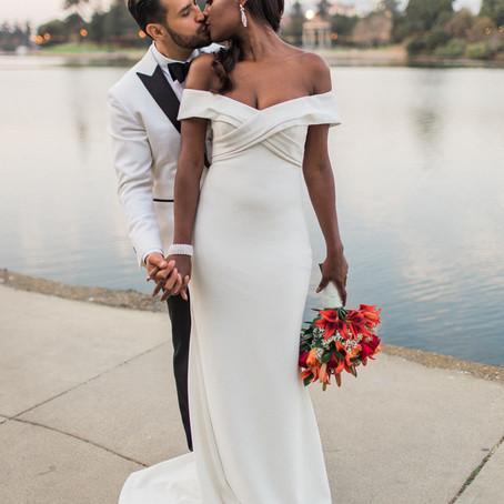 Noel & Jhony's vibrant wedding