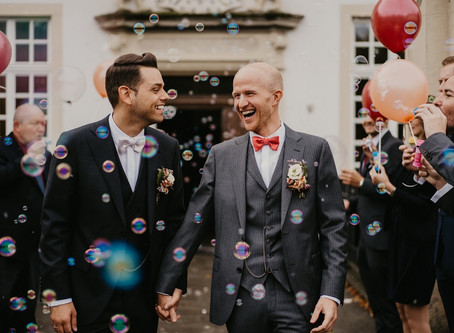 Same Sex Wedding Trends