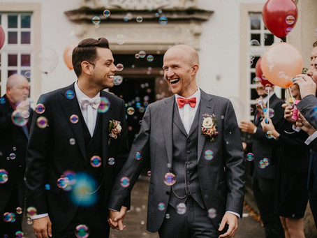Same Sex Wedding Trends