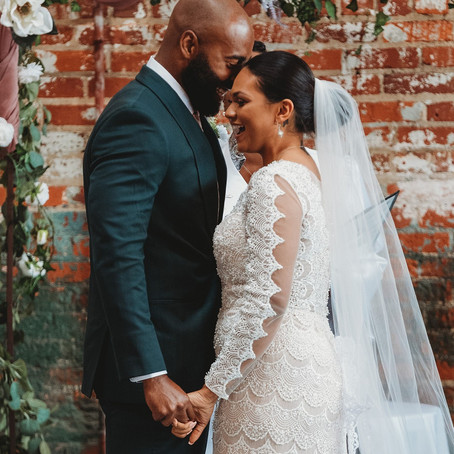 College Sweethearts turn into Husband and Wife