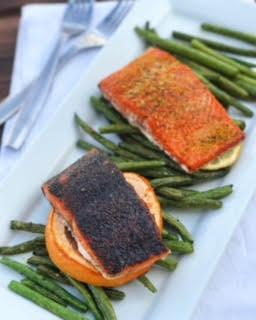 Citrus Smoked Salmon