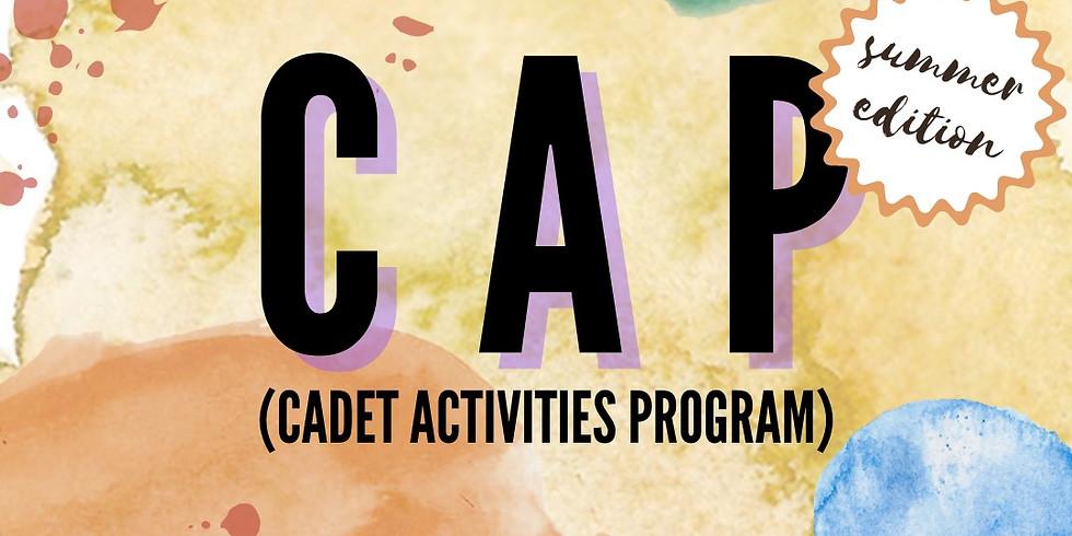 Cadet Activity Program