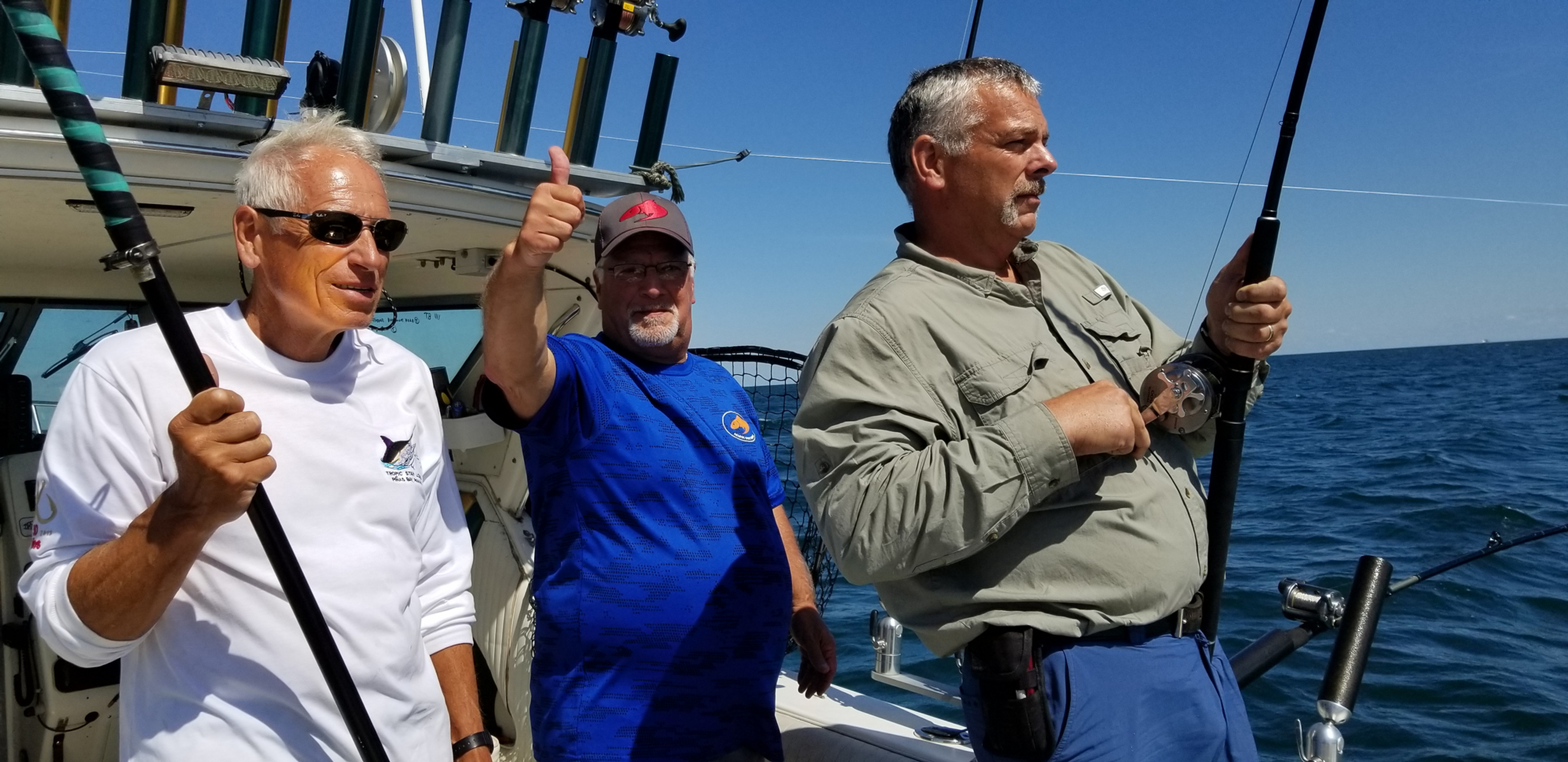 Open Seat Fishing
