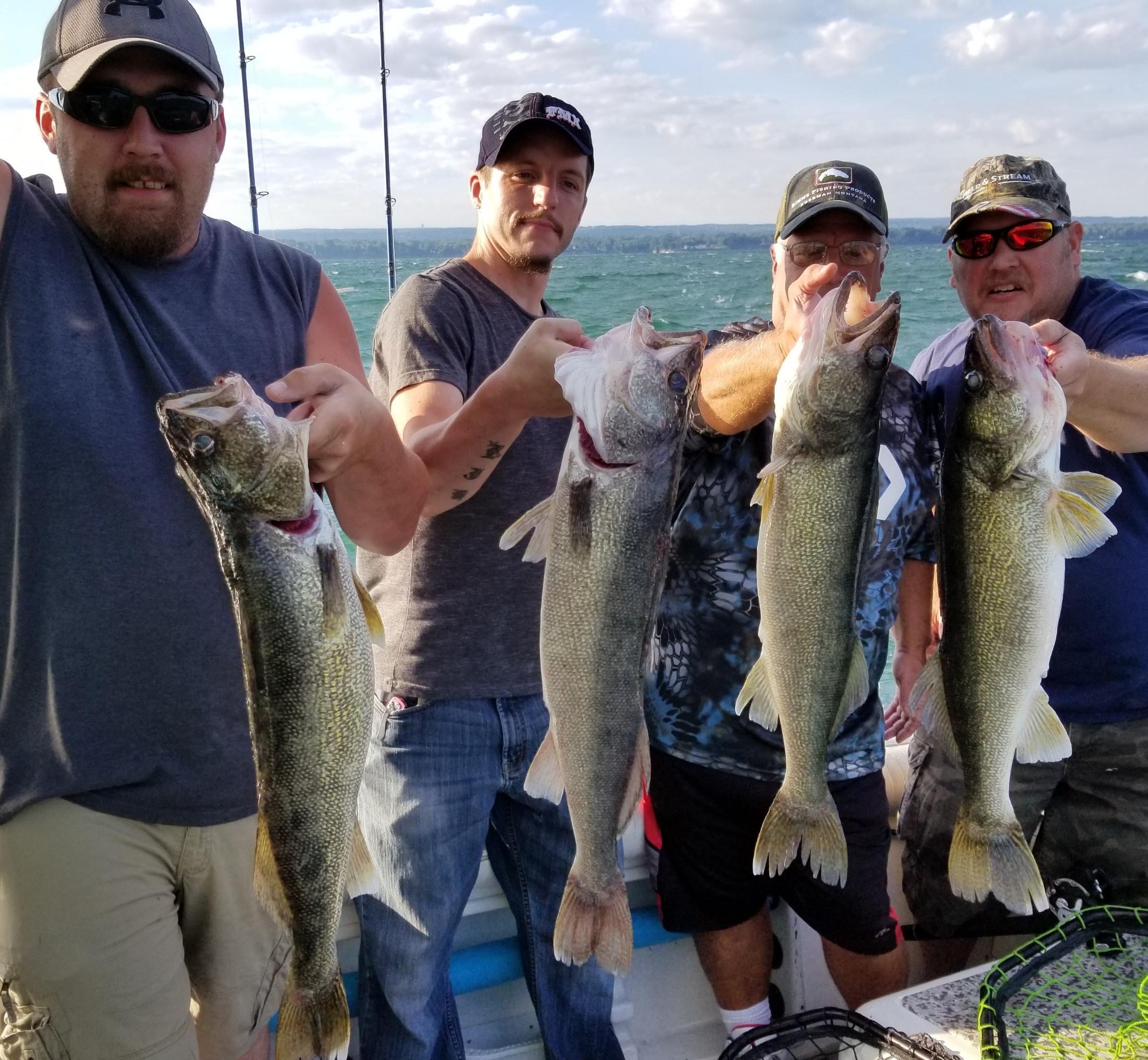 Full Day Fishing Trip (1 - 5 anglers)