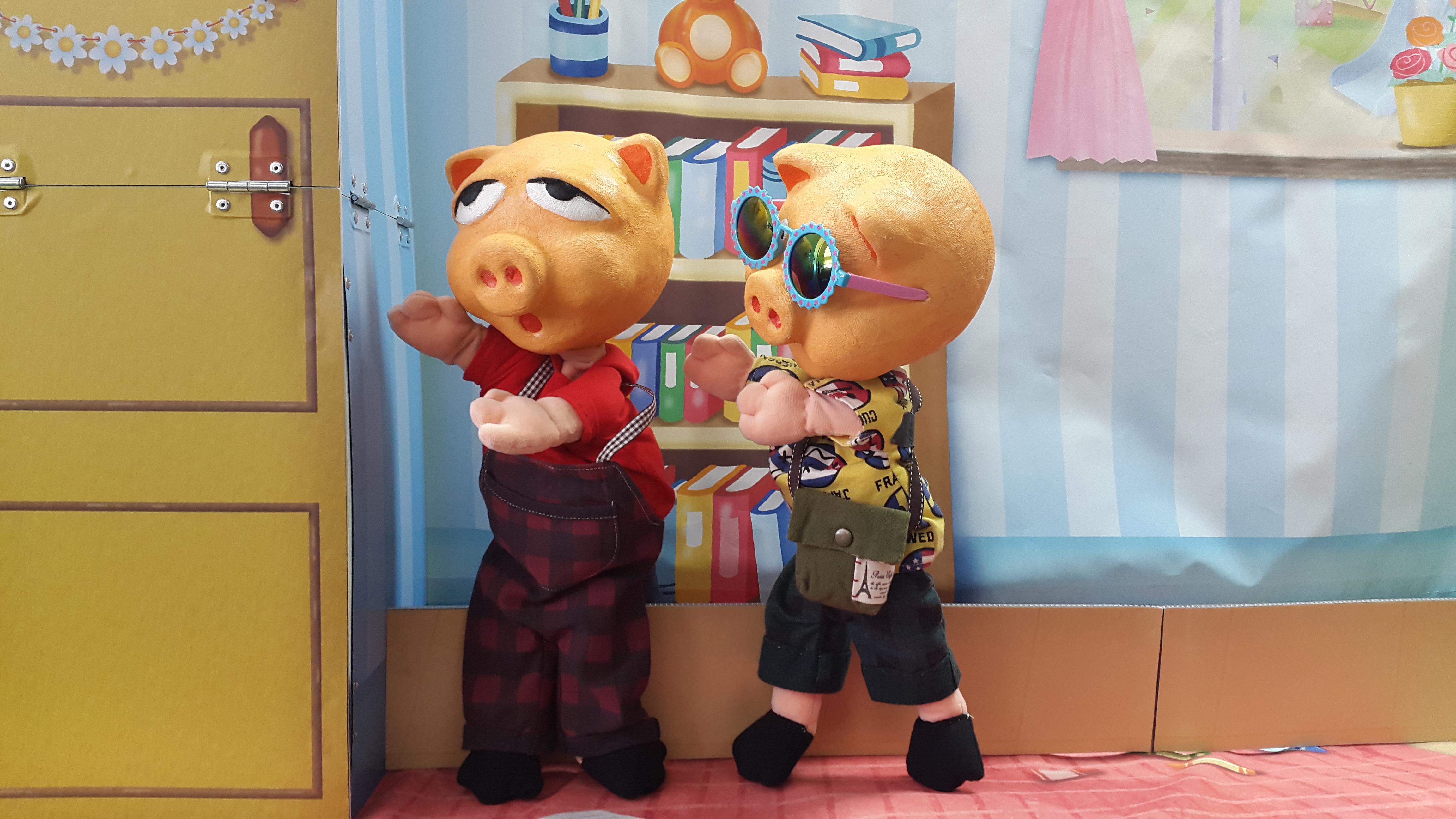 우당탕탕 돼지 3형제'당황하면 안돼요'-2