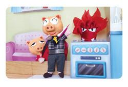 우당탕탕 돼지 3형제'장난치면 안돼요'-3