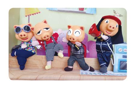 우당탕탕 돼지 3형제'장난치면 안돼요'-5