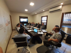Reunião do Conselho de Gestão