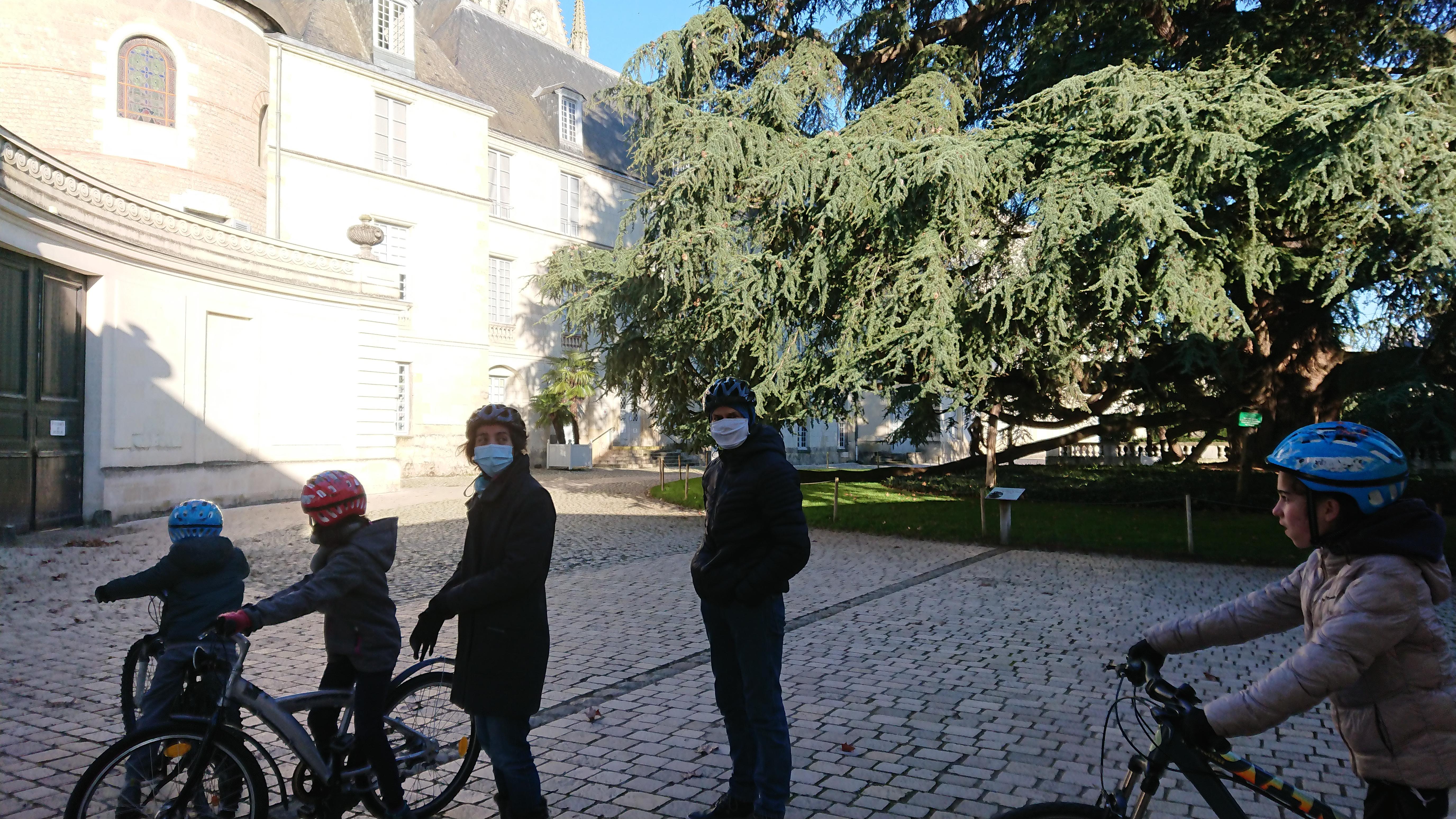 Visites de Tours à vélo