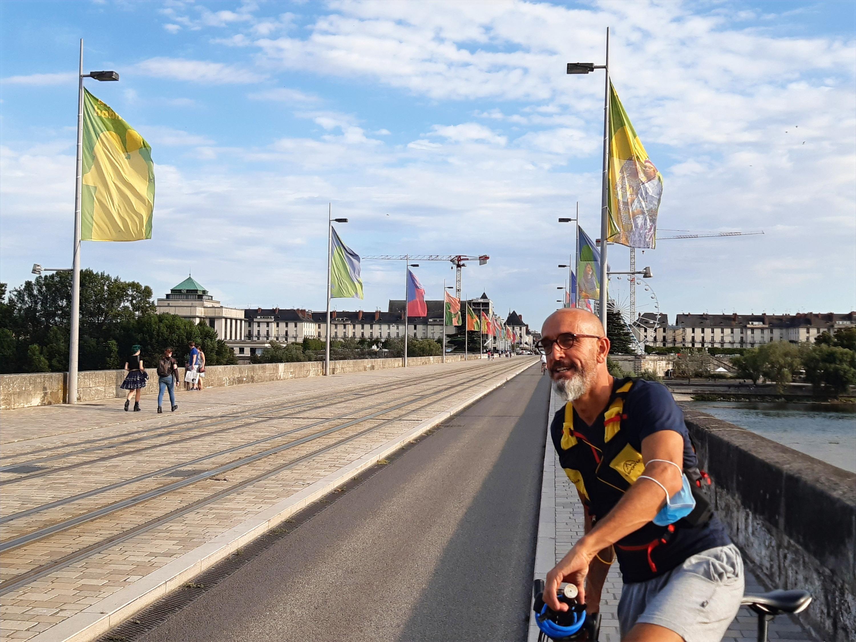 visites guidées de Tours à vélo