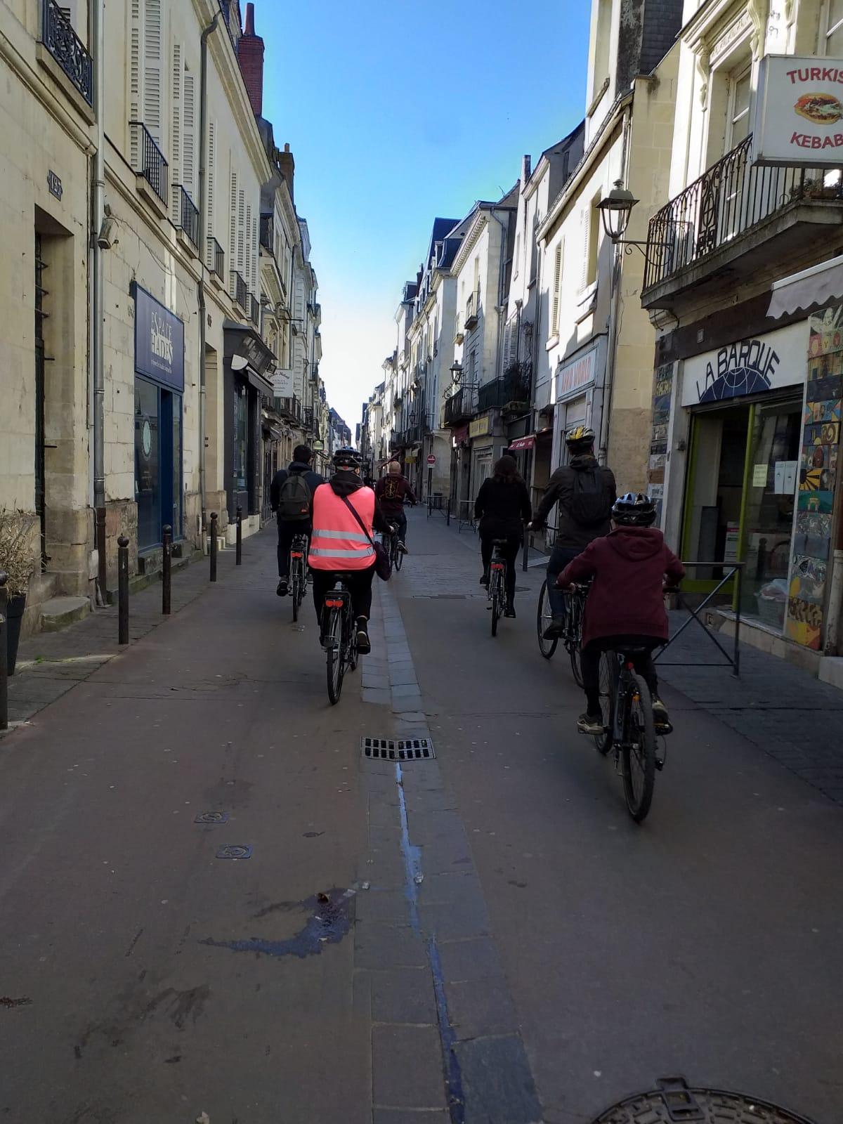 Tours à Vélo
