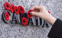 Remembrance Day_Saskatoon(Saskatchewan).