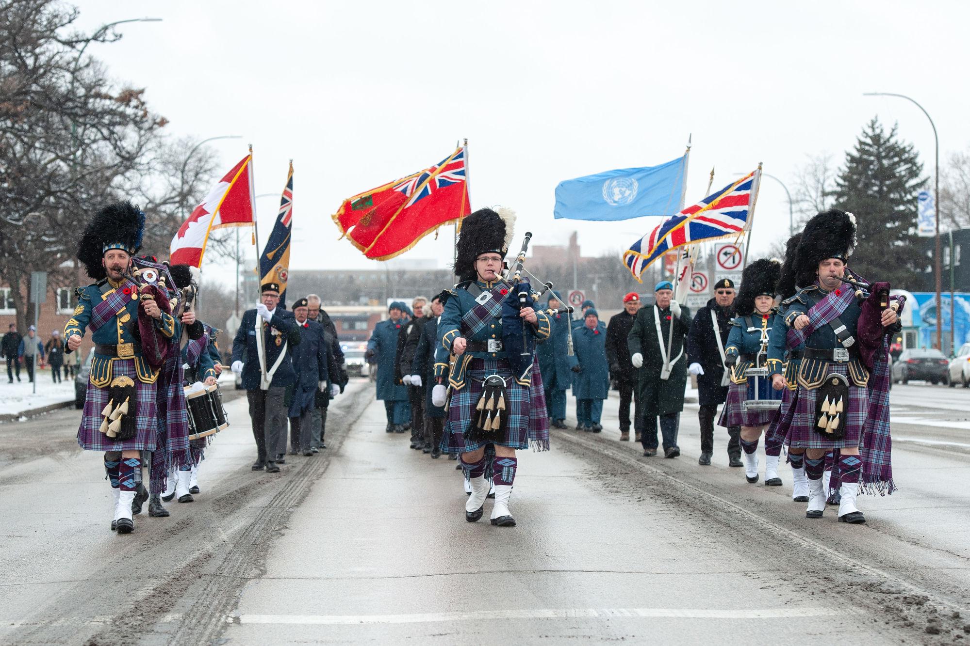Remembrance Day_Winnipeg(Manitoba)