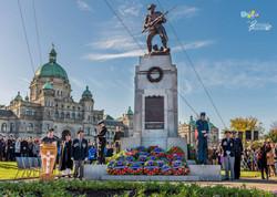 Remembrance Day_Victoria(British Columbi