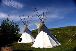 Saskatchewan_Wanuskewin_Heritage_Park公園.