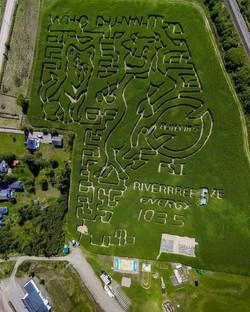 萬聖節River Breeze Fear Farm, Nova Scotia