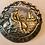 Thumbnail: Nasjonalromantisk brosje i sølv