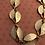 Thumbnail: Kraftig smykke i sølv og emalje, Meka